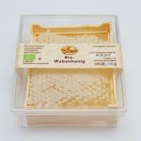 Bio-Wabenhonig in stabiler Box