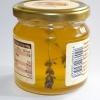 Lavendelblüten im Honigglas
